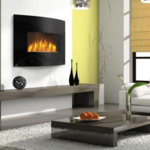 Convex Front Electric Fireplace - EFC32H
